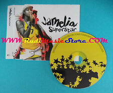 CD Singolo Jamelia Superstar CDRDJ 6615 UK & EU 2003 PROMO no mc lp vhs dvd(S25)