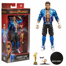 Mortal Kombat XI Johnny Cage Mcfarlane