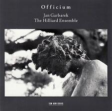 JAN GARBAREK - THE HILLIARD ENSEMBLE : OFFICIUM / CD