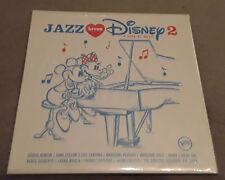 JAZZ LOVES DISNEY 2 - CD PROMO - IMANY - J. CULLUM - T. DUTRONC - Selah SUE