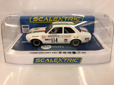 Scalextric C3924 Ford Escort MK1 - Brands Hatch 1971 New Boxed