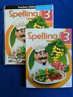 BJU Spelling 3 Set - Grade 3 Teacher's Edition & Student Worktext - Second ed