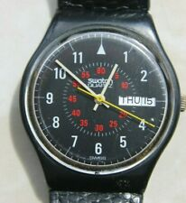 SWATCH GB705 - NICHOLSON / YEAR 1985 - PROTOTYPE (NO COUNTRY CODE)