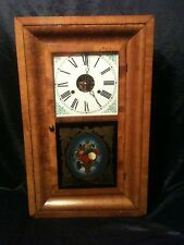 Antique OGEE Clock Fruits Seth Thomas Look!