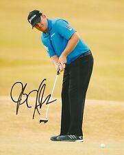 J.B HOLMES signed 8x10 PGA photo with COA