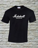 Marshall Printed T-Shirt Size, Print and Color Choice