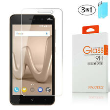 3-Pack Nacodex For Wiko Lenny 4 Tempered Glass Screen Protector