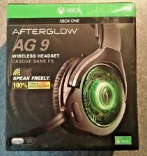 PDP Afterglow AG9 Wireless Gaming Headset for Xbox One