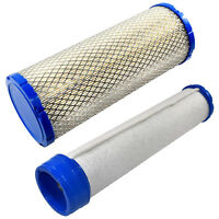 HQRP Air Filter Element & Inner Air Filter for Toro Mowers with Kohler Engines