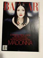 Harper's Bazaar Magazine February 1999 Madonna 031020AME2