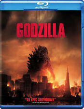 Godzilla (Blu-ray Disc, 2014, 2-Disc Set)