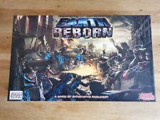 Earth Reborn Brettspiel