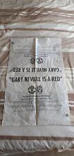 More details for gary neville testimonial match mosaic piece manchester united memorabilia