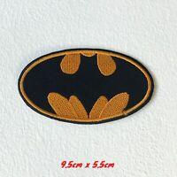Batman Movie cartoon DC comics badge Iron Sew on Embroidered Patch#1524