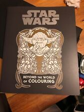 Star Wars Beyond The World Of Colouring Book  Unused