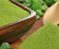 50g Organically Produced Moringa Raw Oleifera Leaf Powder.