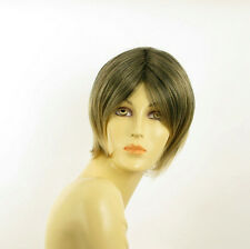 short wig woman smooth wick golden brown ref BLANDINE 1bt24b