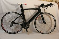 Wilier Triestina Blade Triathlon Medium Frame Carbon Fiber Bike