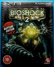 Bioshock 2 Rapture Edition, PS3 Playstation 3, New & Sealed, FREE 1st CLASS POST