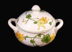 Beautiful Villeroy Boch Geranium Soup Tureen