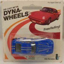 Zee Dyna-Wheels Datsun/Nissan S30 260Z Blue D75 MOC 1/64 Scale