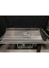 Mackie SR40.8 Mixing Console - 40x8x2 In FLightcase - Needs Service