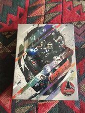 Avengers Age of Ultron, novamedia steelbook
