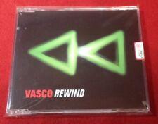 VASCO ROSSI - PROMO CD - SIGILLATO !! - REWIND - DIMOSTRATIVO