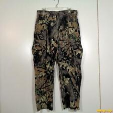 e3c7e0ba0d Ruptura camuflaje de algodón Pantalones de caza para hombre Talla L 34