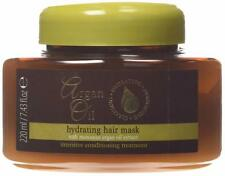 3 X Argan Oil Hydrating Hair Mask Conditioning Treatment 220ml