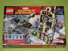 LEGO Marvel Super Heroes 76005 Spider Man Daily Bugle Showdown NEW