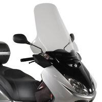 D438ST GIVI Parabrezza Trasparente per Yamaha X-Max 250 2005 2006 2007 2008 2009