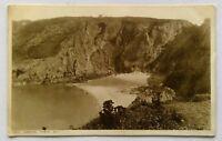 Sark Grande Greve Bay 1933 Postcard (P305)