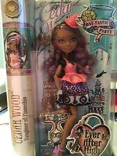 Mattel Ever After High Hat-Tastic Party Cedar Wood Doll NRFB 2014