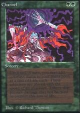 Channel ~ Near Mint Unlimited UltimateMTG Magic Green Card