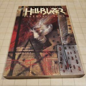 Hellblazer # 1 Original Sins DC Vertigo Comic Book John Constantine Swamp