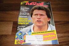 KICKER EXTRA -- Fußball Magazin  # 1/1989 -- VfB-Geheimwaffe: Maurizio Gaudino