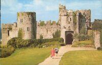 Pembrokshire manorbier castle