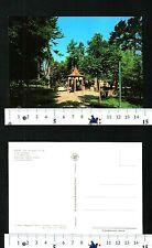 BOVINO (FG)  m. 647 - BELLA VEDUTA DELLA VILLA COMUNALE - NON VIAGGIATA - 56078
