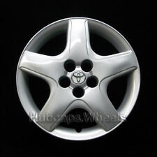 Hubcap For Toyota Matrix 2003 2008 Genuine Factory Oem 16 Inch Silver 61119 Fits Toyota