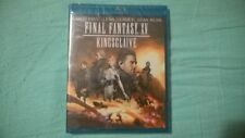 Final Fantasy 15 - Kingsglaive - NUOVO SIGILLATO
