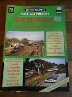 British Railways Past & Present South Wales part 2 Mid & South Glamorgan book