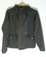 Men's Dickies Waxed Cotton Hooded Jacket  (Size large )