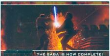 Star Wars Revenge Of The Sith Widevision Promo Card P2