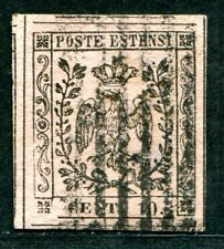 ITAL MODENA 1852 2I gest EXTREM ÜBERRANDIG(E8015