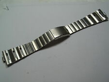 NOS Older Gent's Seiko Wide Stainless Steel Bracelet             B-32