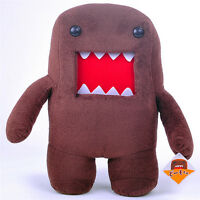 "New 7"" DOMO KUN Plush Toy Cute Kids Soft Toy Stuffed Toy Doll Gift"