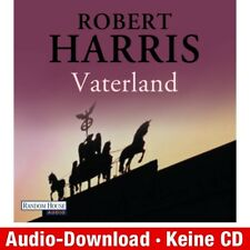 Hörbuch Download MP 3 Vaterland Robert Harris 9783837112016