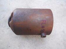 Porsche 356 / 912 Oil Filter Canister , no lid FL#10