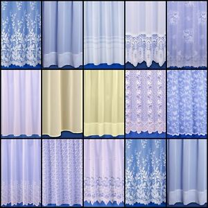Choice Of Excellent Value Superior Quality Net Curtain - Sold By The Metre